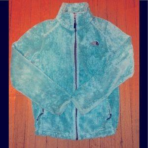 Women's fleece North Face sweater 🔥🔥